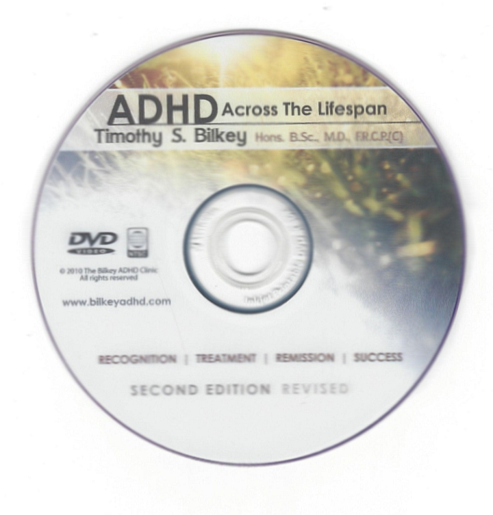 ADHD Across the Lifespan, Second Edition | DVD
