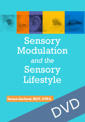 Sensory Modulation and the Sensory Lifestyle | Seminar on DVD | 1 hour, 27 minutes