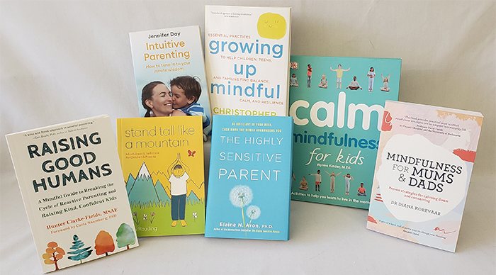 Parenting Mindfully Resource Spread