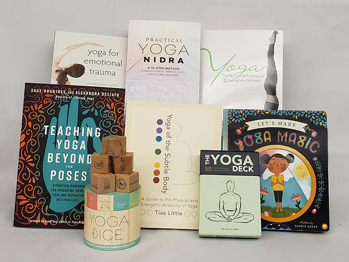 Yoga and Physical Practice Resource Spread